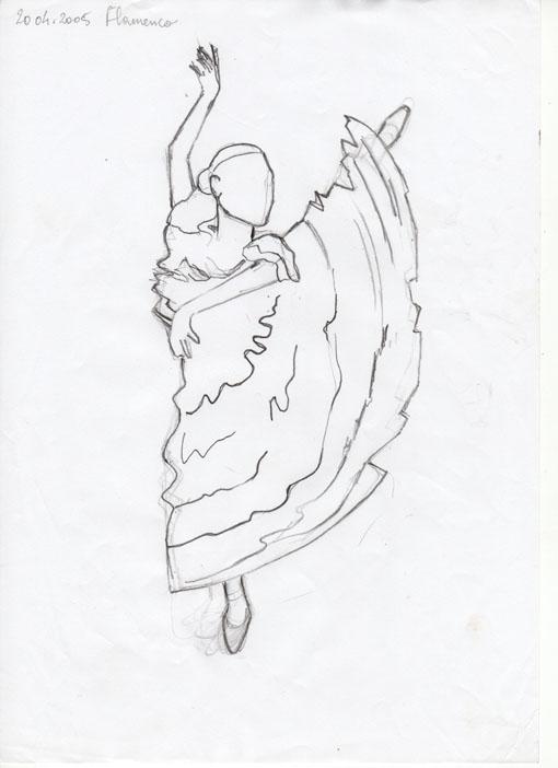 Dessins de sculpteurs - Page 3 Flamen10