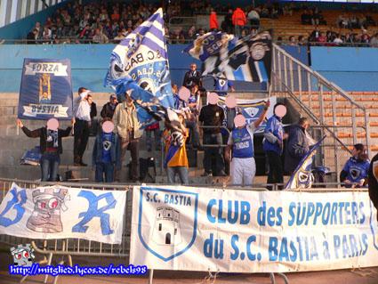 L2 : Le Havre - Bastia Havre010