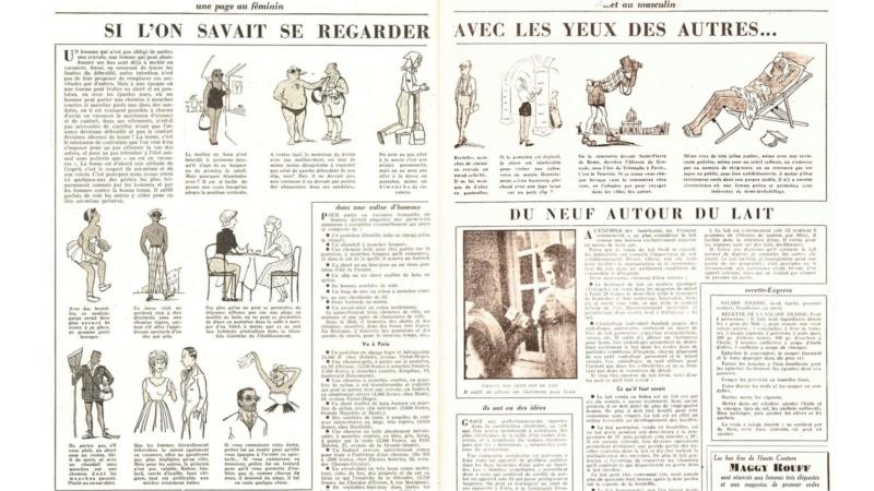 1955 : La bonne tenue en vacances E610
