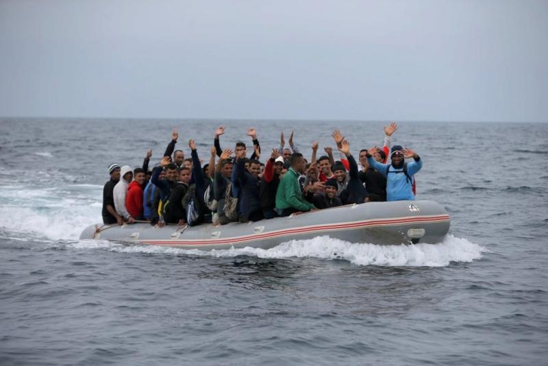 Afflux de migrants africains : pour un ministre espagnol, l'Europe a besoin de « sang neuf » Gaston14