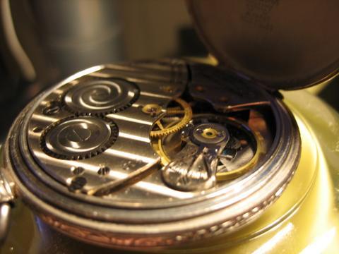 Les plus belles montres de gousset des membres du forum Hamilt11