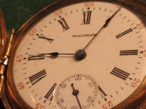 Les plus belles montres de gousset des membres du forum Waltha10