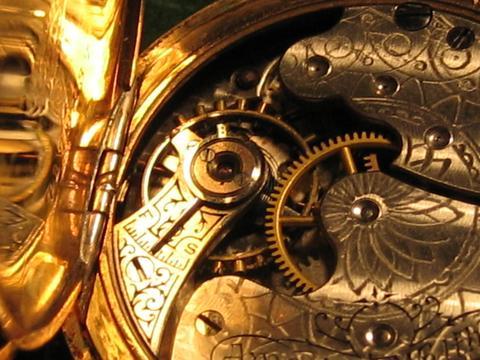 Les plus belles montres de gousset des membres du forum Waltha11