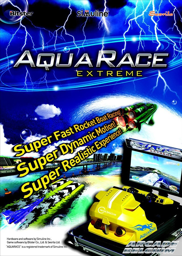 AquaRace Extreme Aquarc10