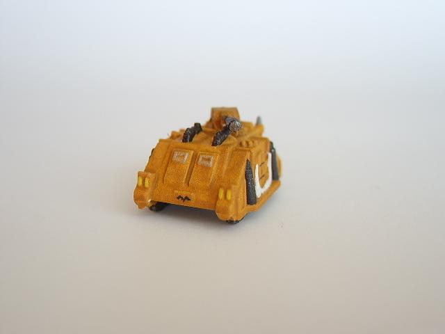 Conversion Razorback Sta60011