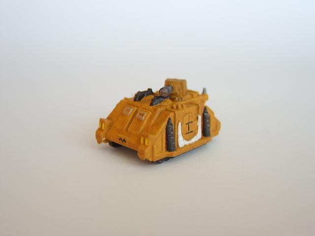 Conversion Razorback Sta60012
