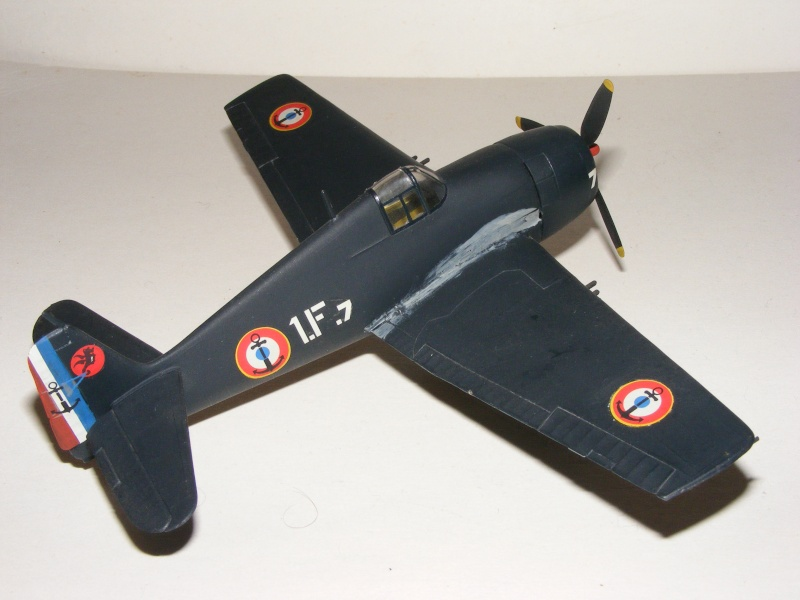 F6F-5 Heller 1/72 2007_055