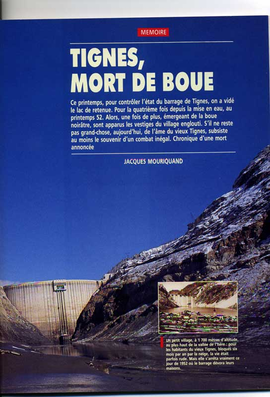 [Tignes] Le barrage de Tignes et les aménagements liés - Page 3 Alpesm11