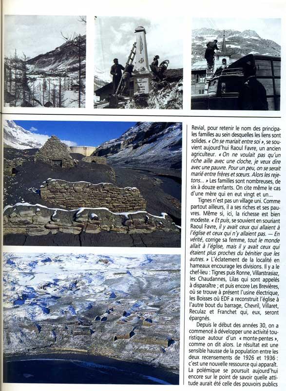 [Tignes] Le barrage de Tignes et les aménagements liés - Page 3 Alpesm13