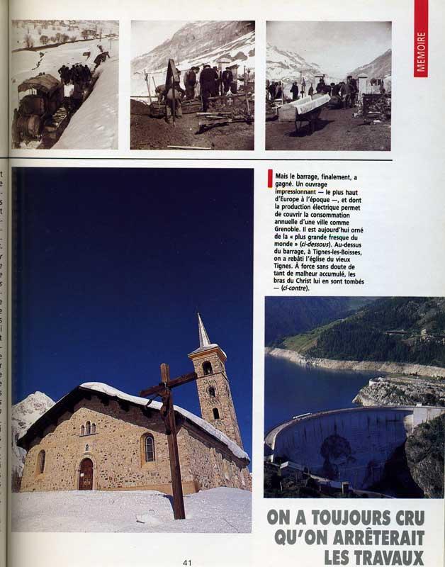 [Tignes] Le barrage de Tignes et les aménagements liés - Page 3 Alpesm15