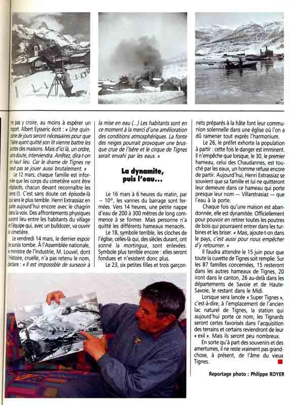 [Tignes] Le barrage de Tignes et les aménagements liés - Page 3 Alpesm17