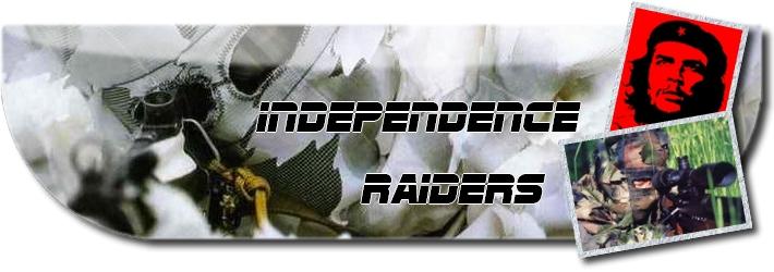 Independence Raideur - Portail Banir110