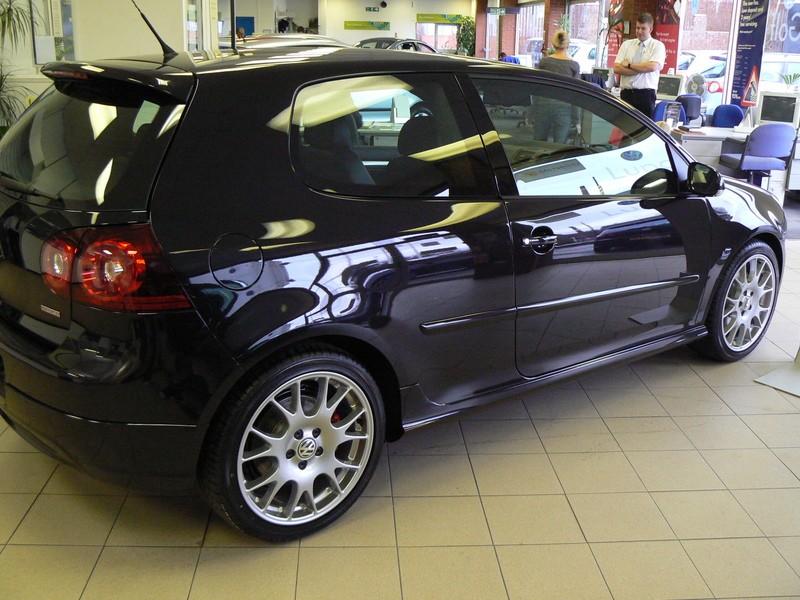 Golf GTI Edition 30 - Essai et commande P1010110