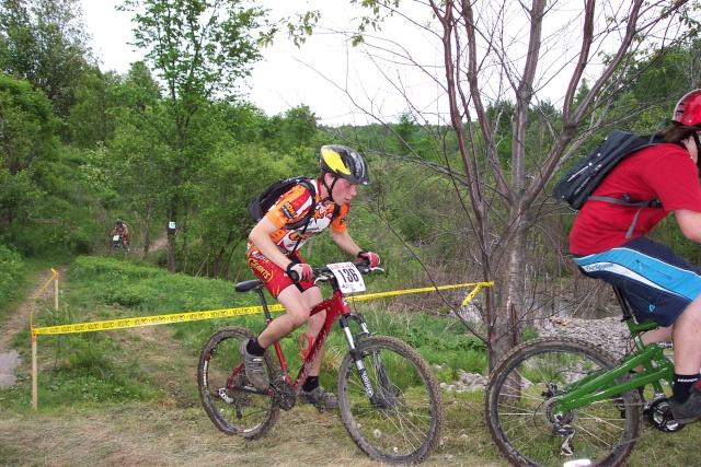 Compétition Prévost -  3 juin 2007 Geants40
