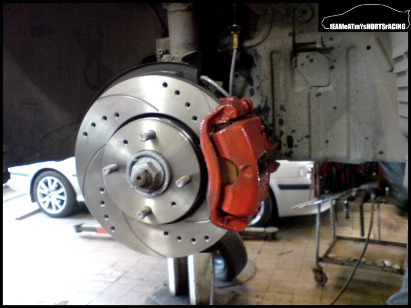 "hantoft - Volvo S40 turbo ""lättad"" Brakes10"