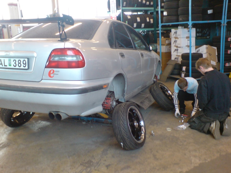 "hantoft - Volvo S40 turbo ""lättad"" Dsc00012"