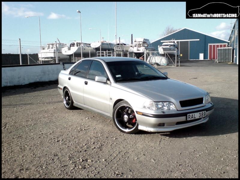 """hantoft - Volvo S40 turbo """"lättad"""" Hamnen10"""