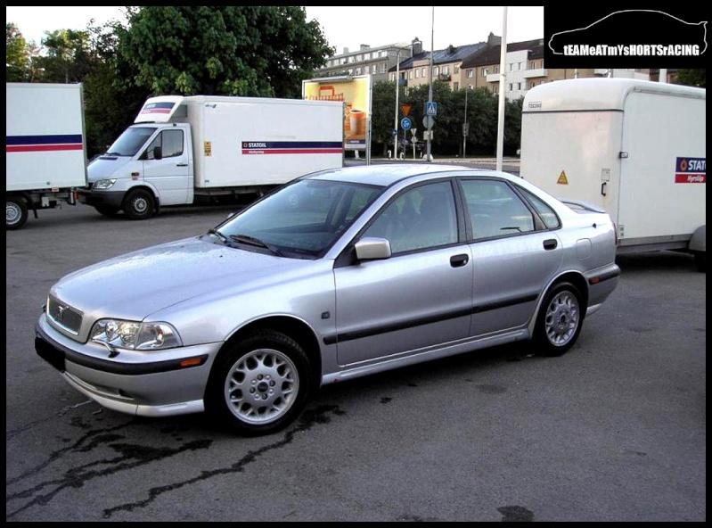 "hantoft - Volvo S40 turbo ""lättad"" Volvon10"