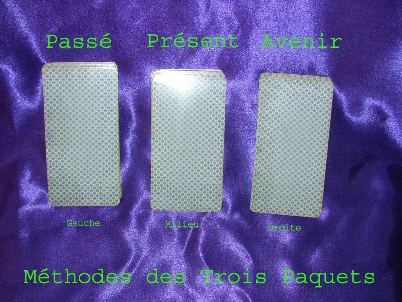 Méthode de Tirage du Tarot - Méthode des Trois Paquets 3_paqu10