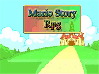 Mario Story RPG