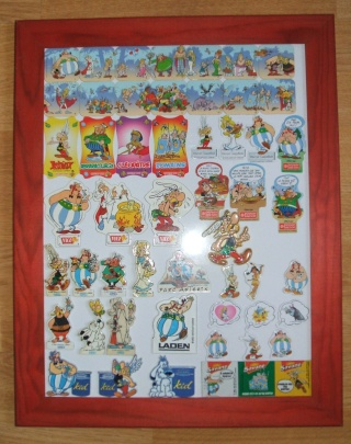 ma collection astérix  Tablea10