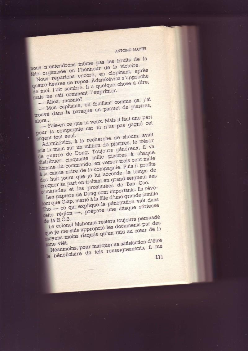 """Mémoire du Lt-Colonel MATTEI """" Tu survivras Longtemp"""" - Page 2 Image012"""