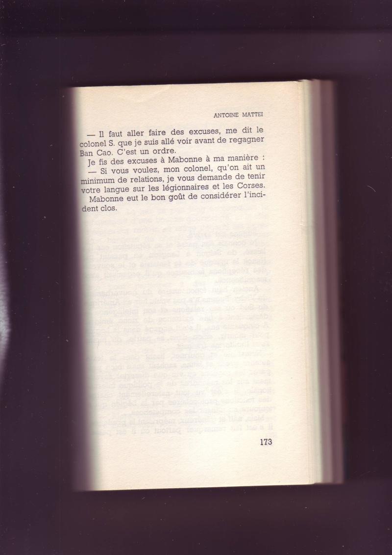 """Mémoire du Lt-Colonel MATTEI """" Tu survivras Longtemp"""" - Page 2 Image014"""