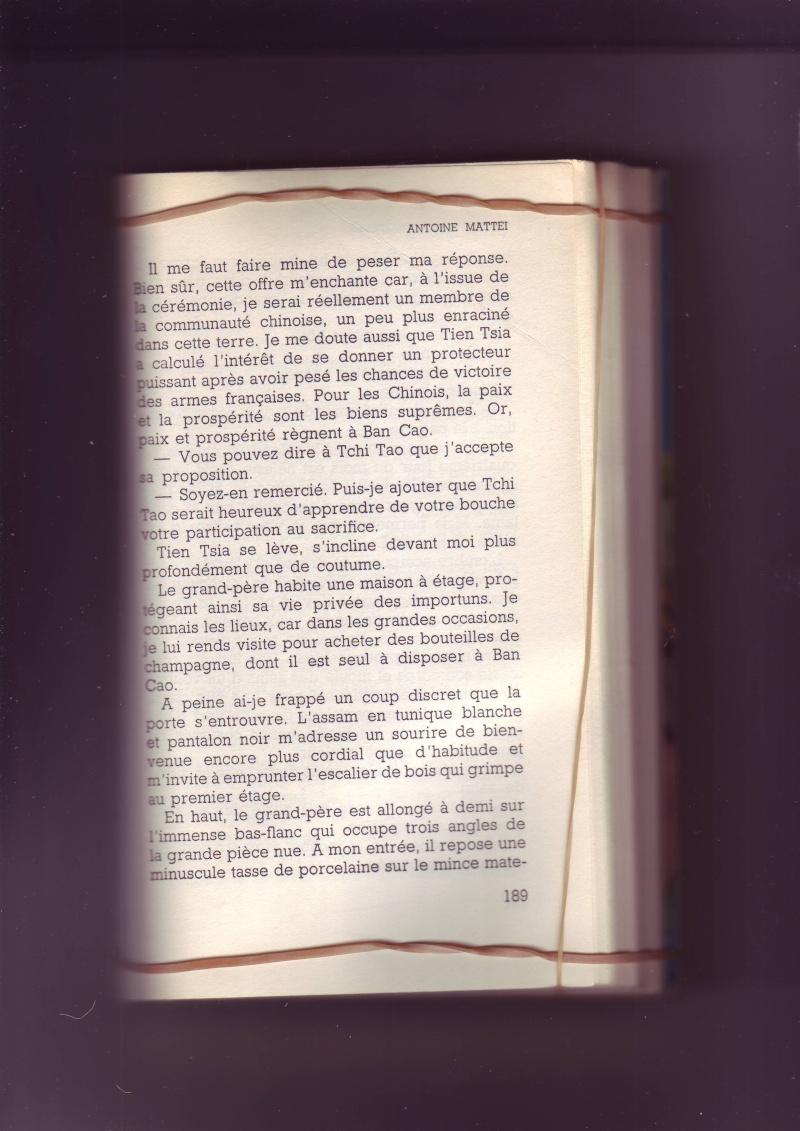 """Mémoire du Lt-Colonel MATTEI """" Tu survivras Longtemp"""" - Page 2 Image030"""