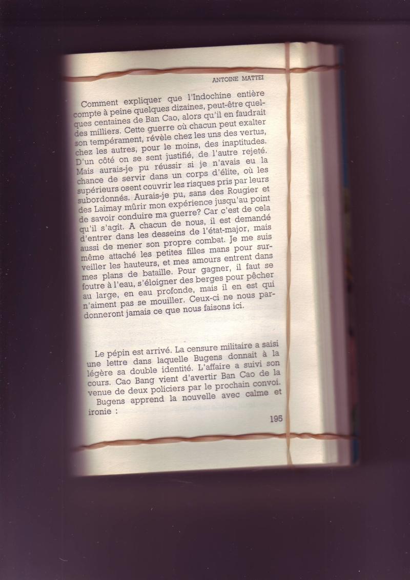 """Mémoire du Lt-Colonel MATTEI """" Tu survivras Longtemp"""" - Page 2 Image036"""