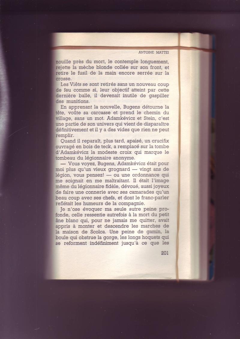 """Mémoire du Lt-Colonel MATTEI """" Tu survivras Longtemp"""" - Page 2 Image042"""