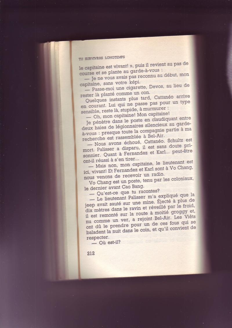 """Mémoire du Lt-Colonel MATTEI """" Tu survivras Longtemp"""" - Page 3 Image054"""