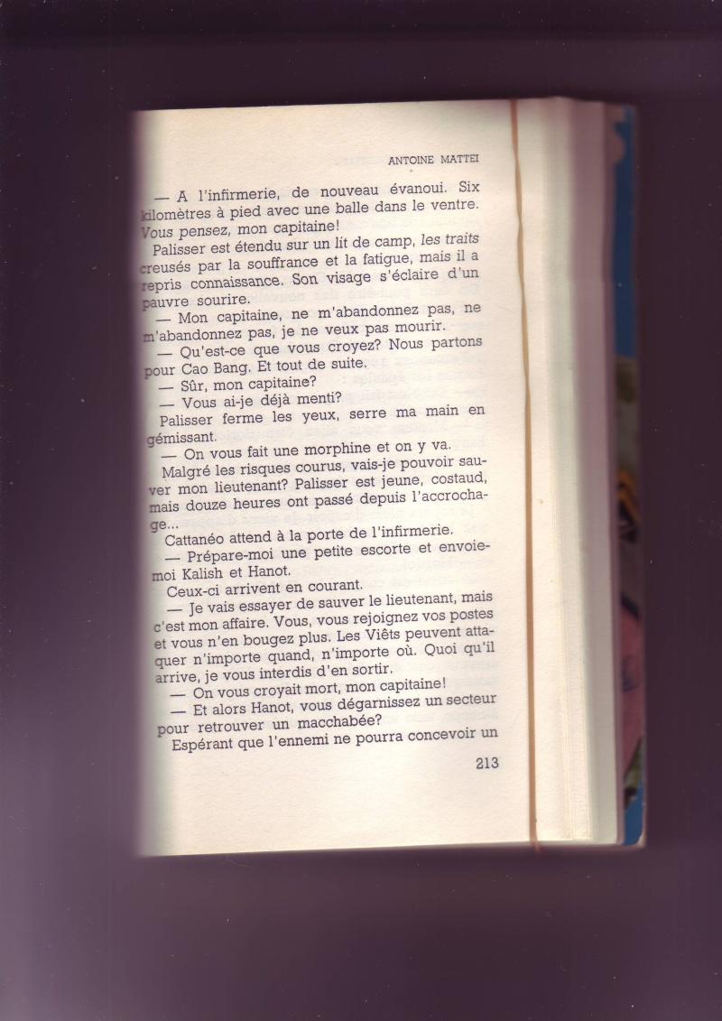 """Mémoire du Lt-Colonel MATTEI """" Tu survivras Longtemp"""" - Page 3 Image055"""