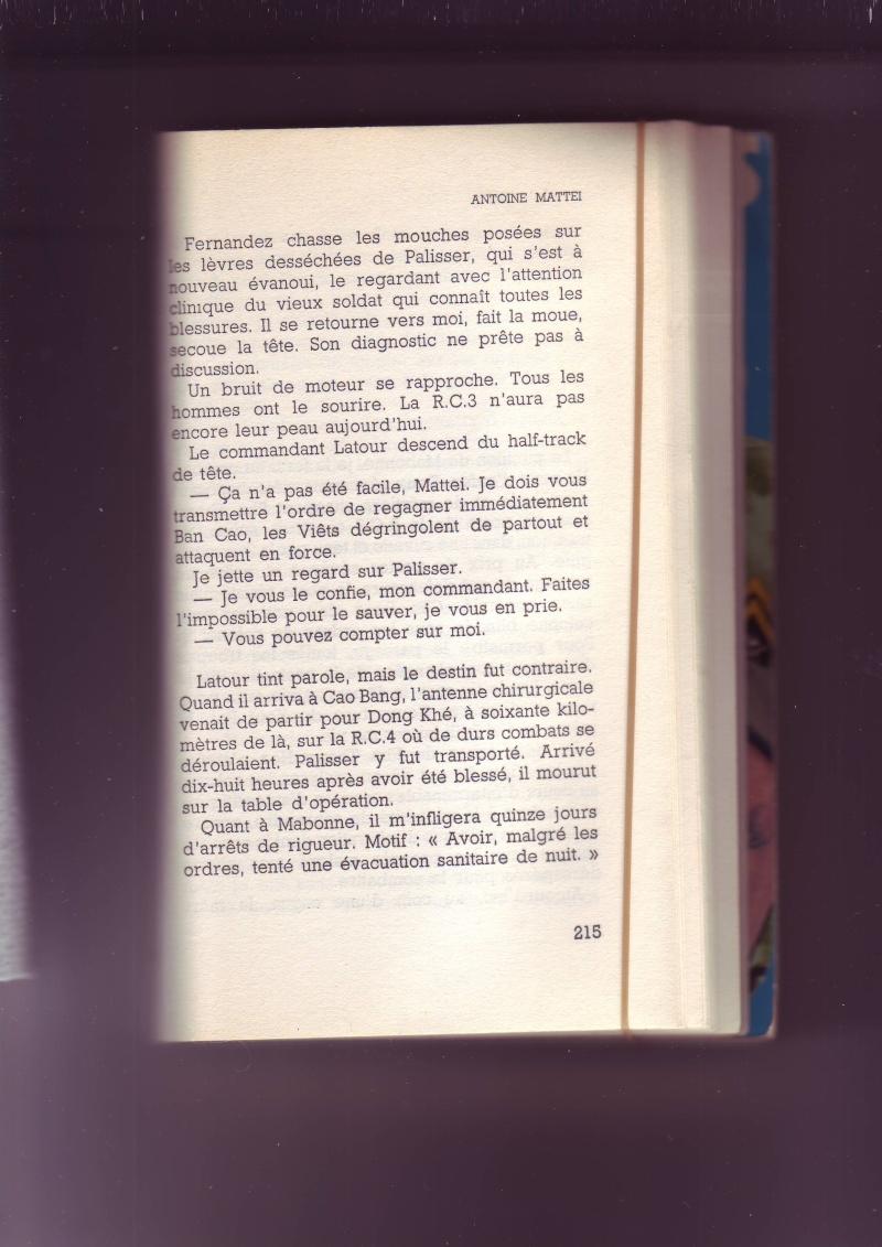 """Mémoire du Lt-Colonel MATTEI """" Tu survivras Longtemp"""" - Page 3 Image057"""