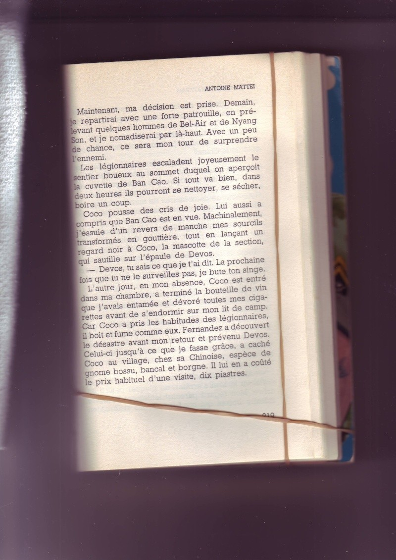 """Mémoire du Lt-Colonel MATTEI """" Tu survivras Longtemp"""" - Page 3 Image062"""