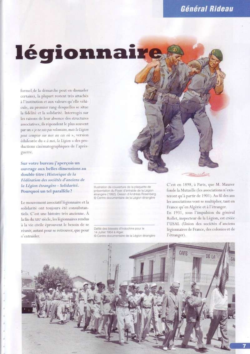 Légion Etrangère -reportages, photos souvenirs. Image066