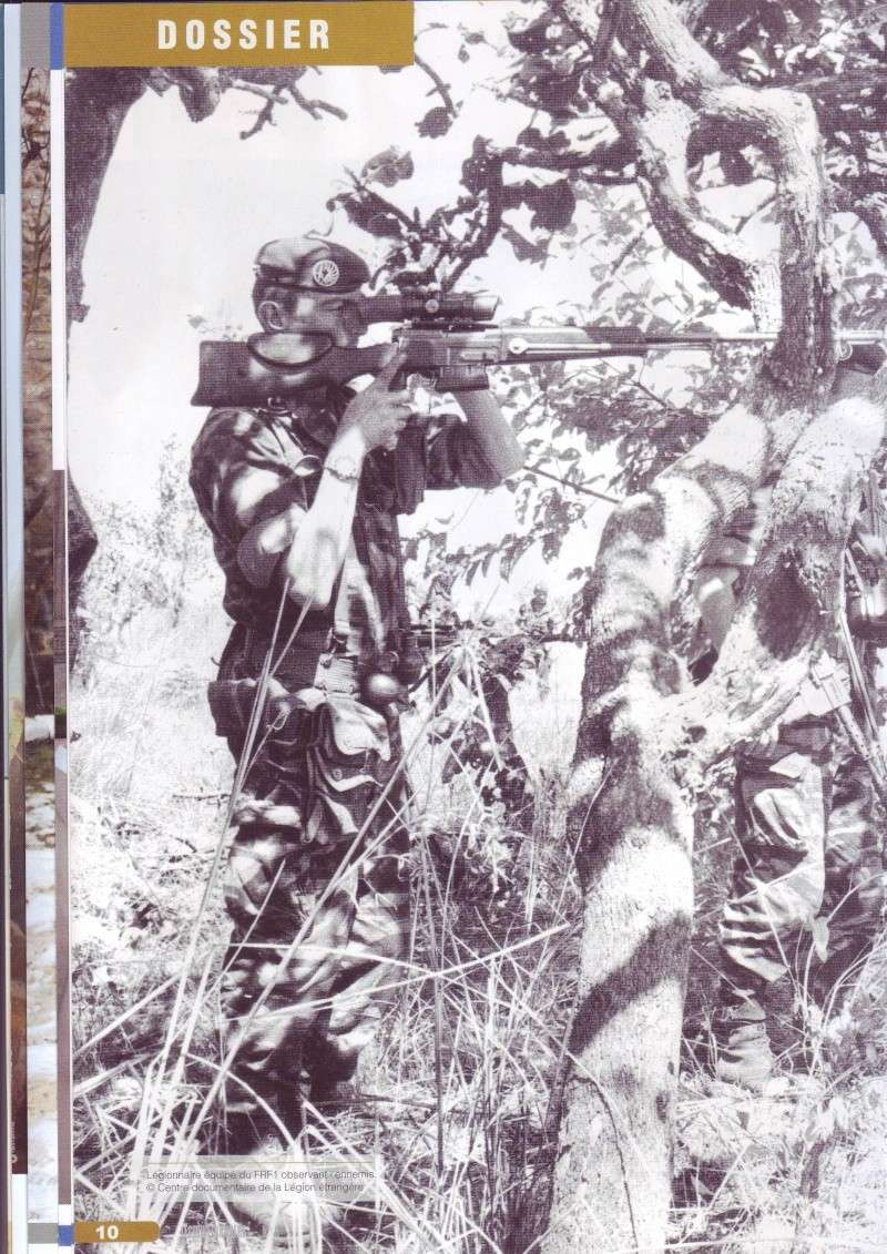 Légion Etrangère -reportages, photos souvenirs. Image068