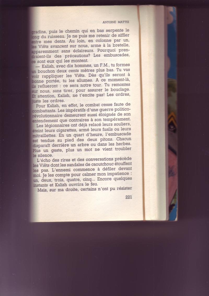 """Mémoire du Lt-Colonel MATTEI """" Tu survivras Longtemp"""" - Page 3 Image081"""