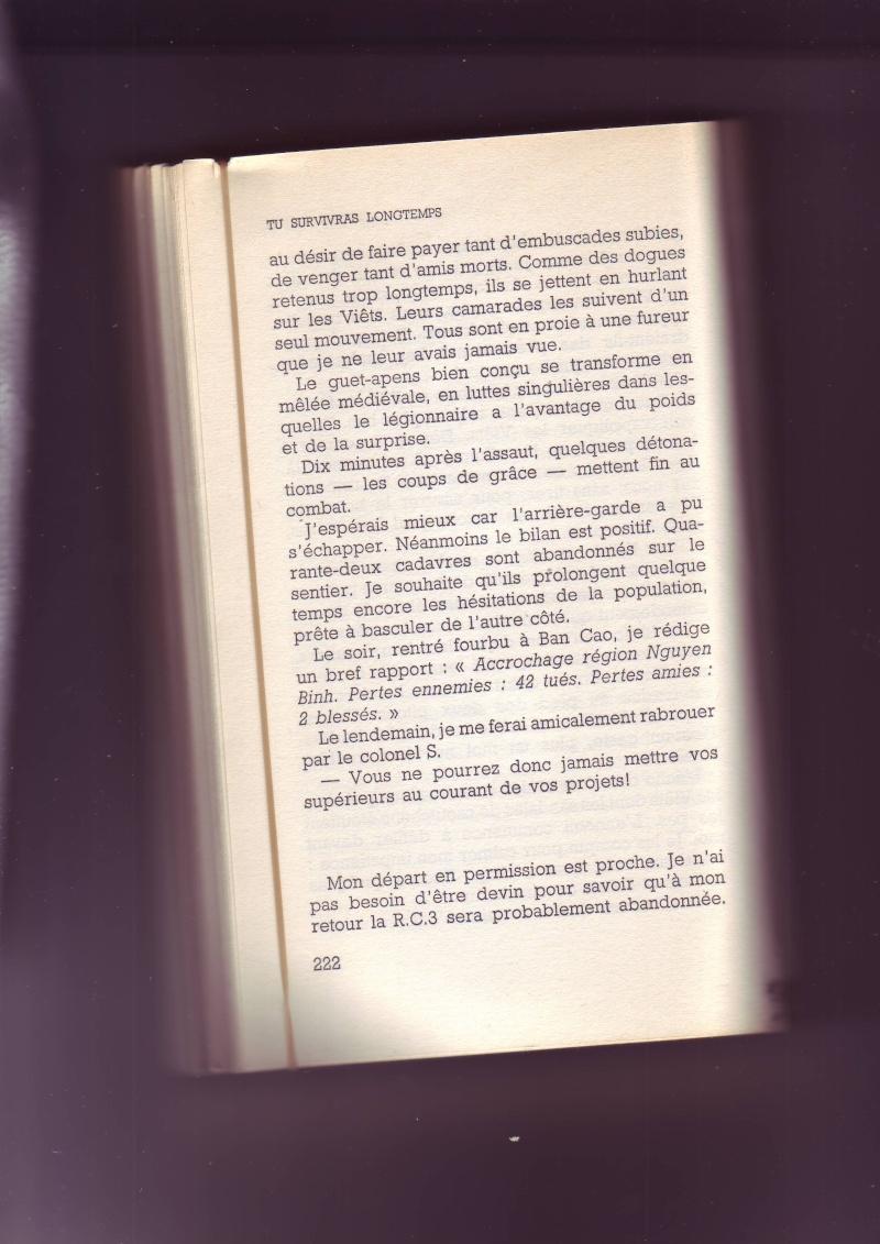 """Mémoire du Lt-Colonel MATTEI """" Tu survivras Longtemp"""" - Page 3 Image082"""