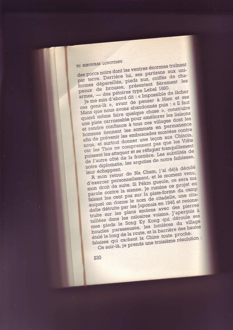 """Mémoire du Lt-Colonel MATTEI """" Tu survivras Longtemp"""" - Page 3 Image090"""