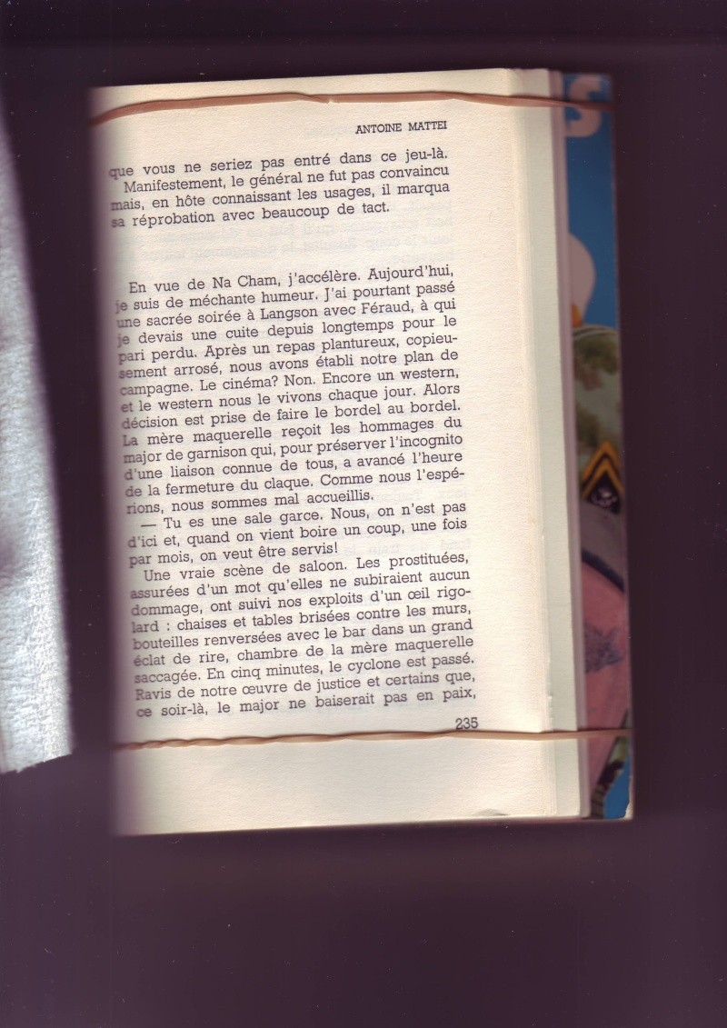 """Mémoire du Lt-Colonel MATTEI """" Tu survivras Longtemp"""" - Page 3 Image095"""