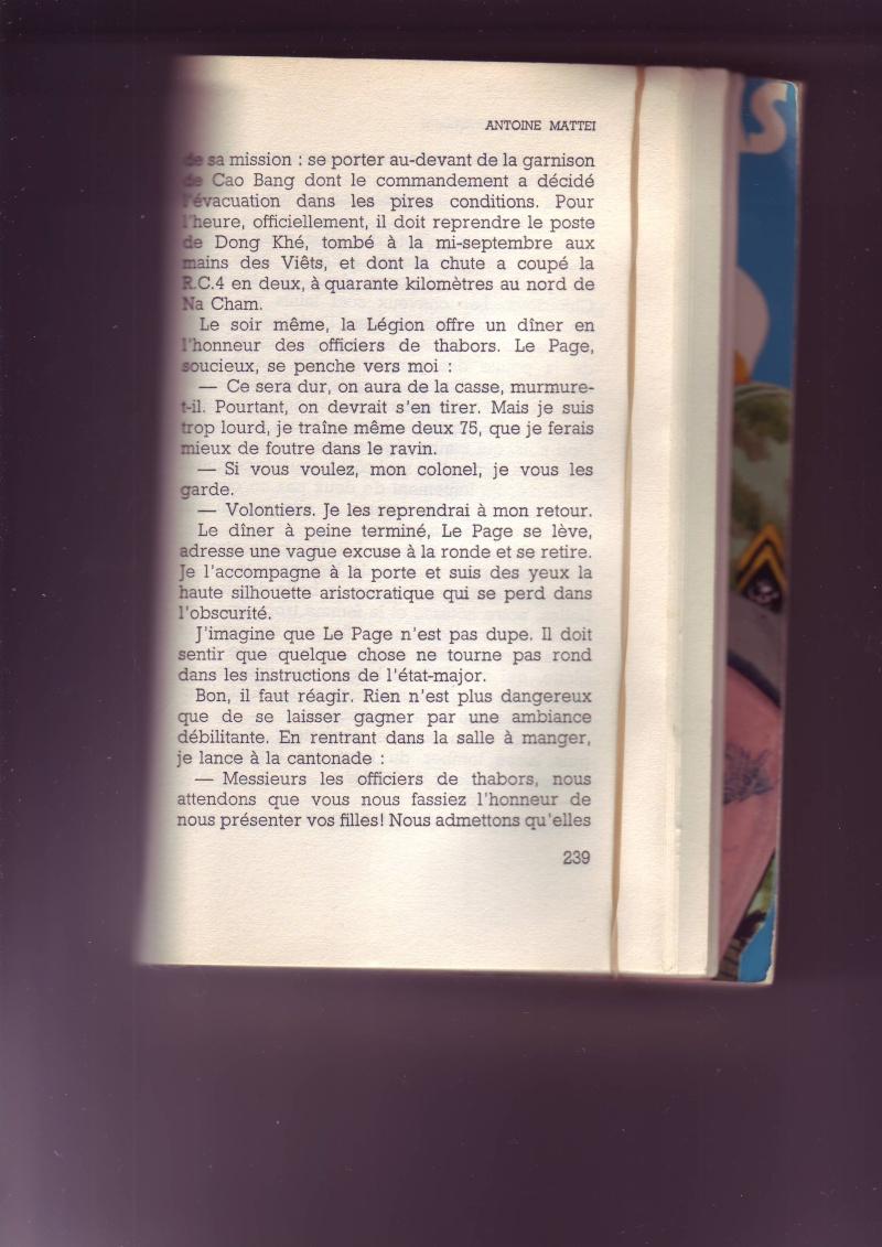 """Mémoire du Lt-Colonel MATTEI """" Tu survivras Longtemp"""" - Page 3 Image099"""