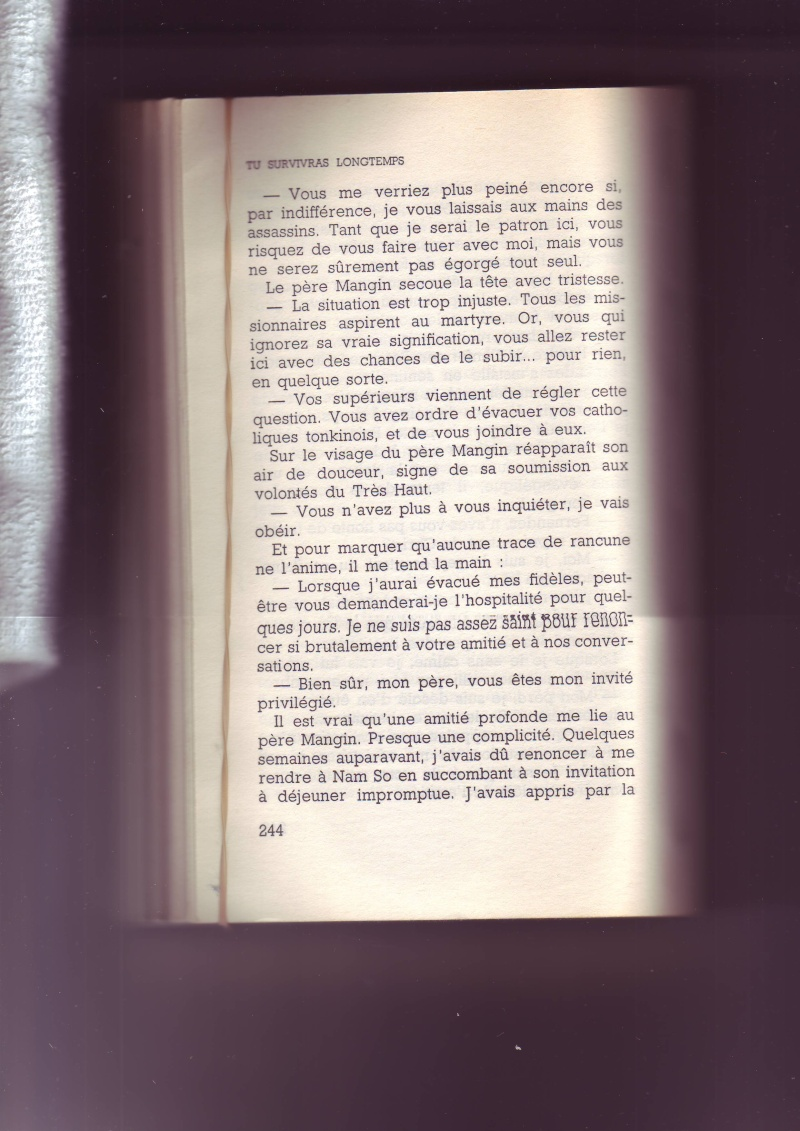 """Mémoire du Lt-Colonel MATTEI """" Tu survivras Longtemp"""" - Page 3 Image106"""