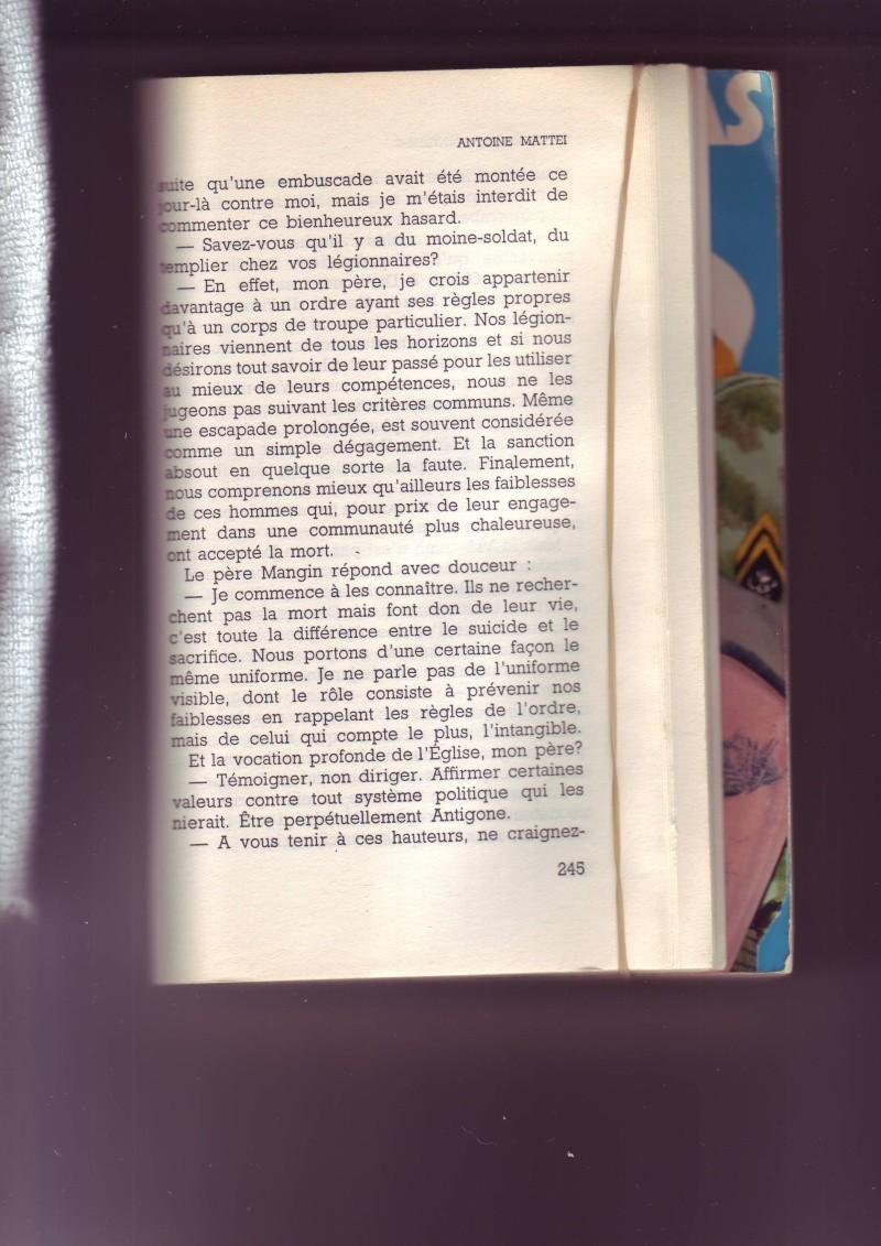 """Mémoire du Lt-Colonel MATTEI """" Tu survivras Longtemp"""" - Page 3 Image107"""