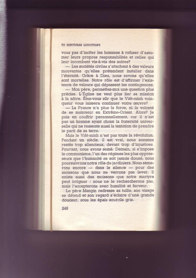 """Mémoire du Lt-Colonel MATTEI """" Tu survivras Longtemp"""" - Page 3 Image108"""