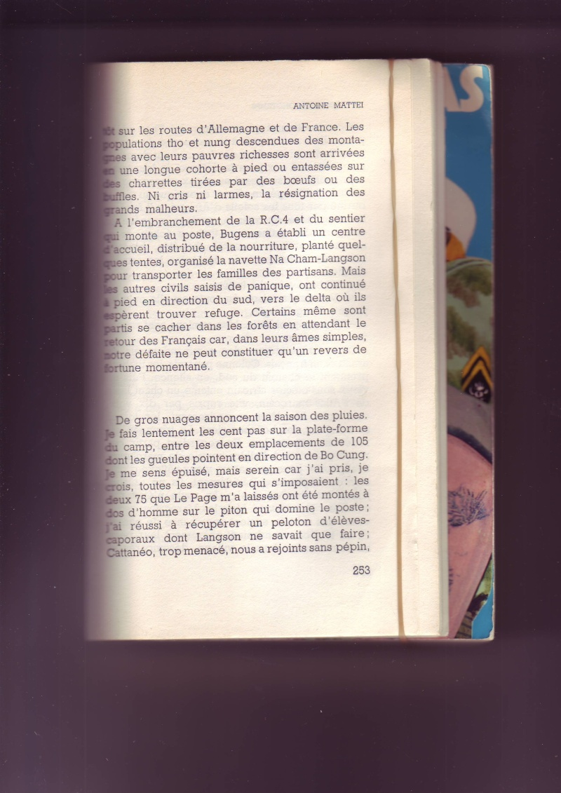 """Mémoire du Lt-Colonel MATTEI """" Tu survivras Longtemp"""" - Page 3 Image115"""