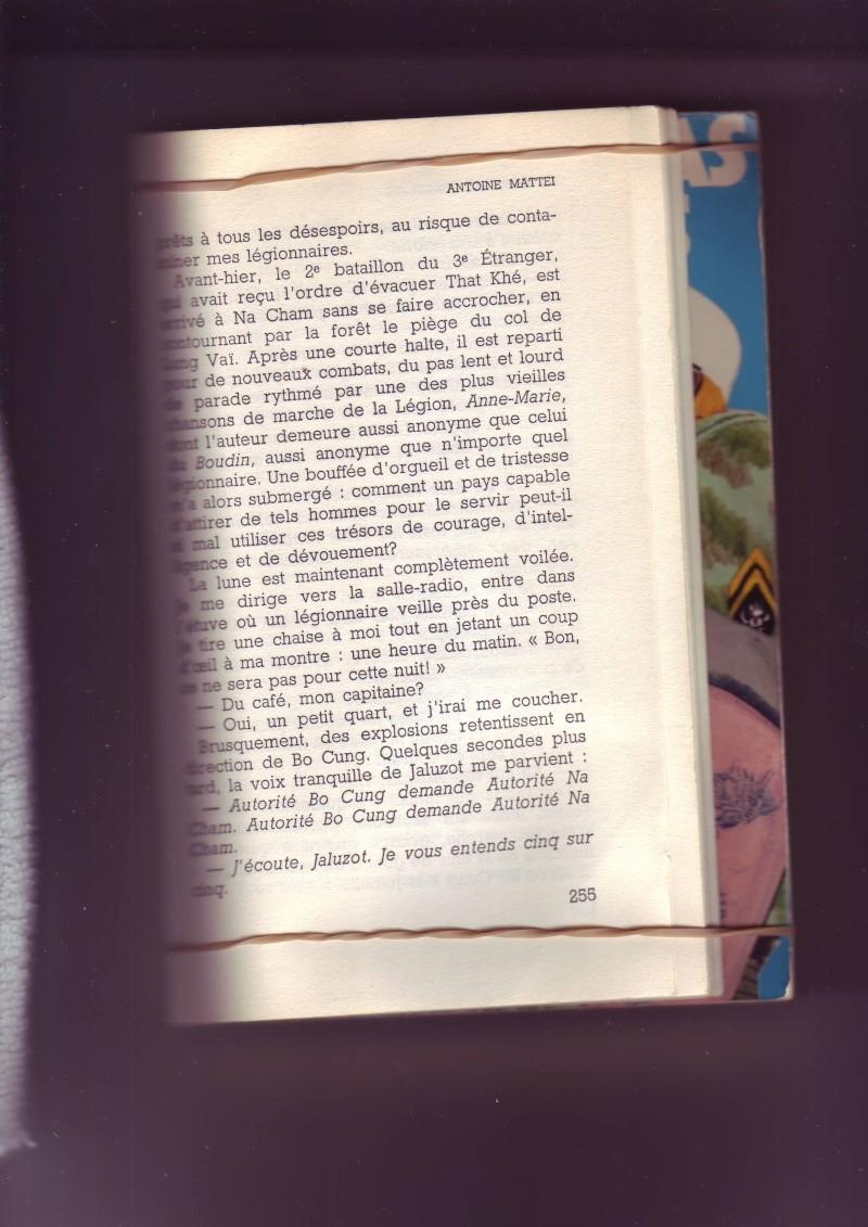 """Mémoire du Lt-Colonel MATTEI """" Tu survivras Longtemp"""" - Page 3 Image117"""