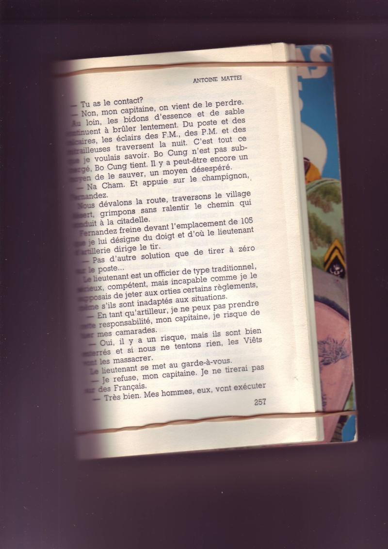 """Mémoire du Lt-Colonel MATTEI """" Tu survivras Longtemp"""" - Page 3 Image119"""