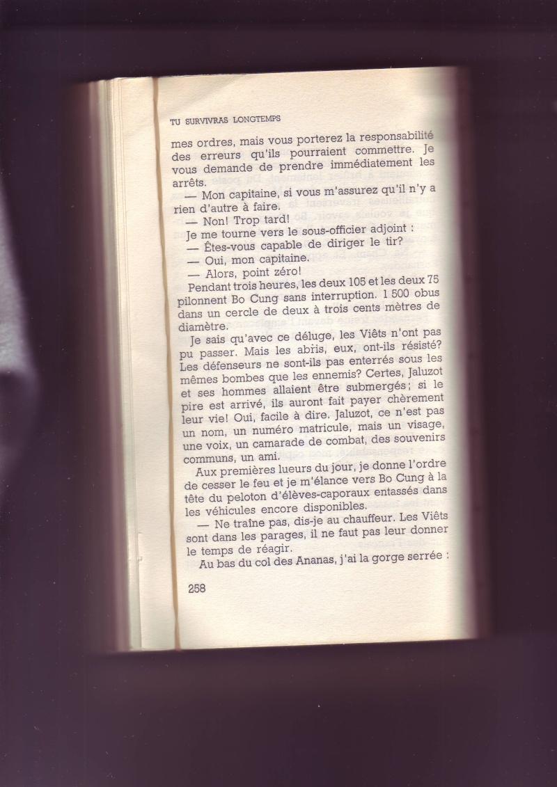 """Mémoire du Lt-Colonel MATTEI """" Tu survivras Longtemp"""" - Page 3 Image120"""