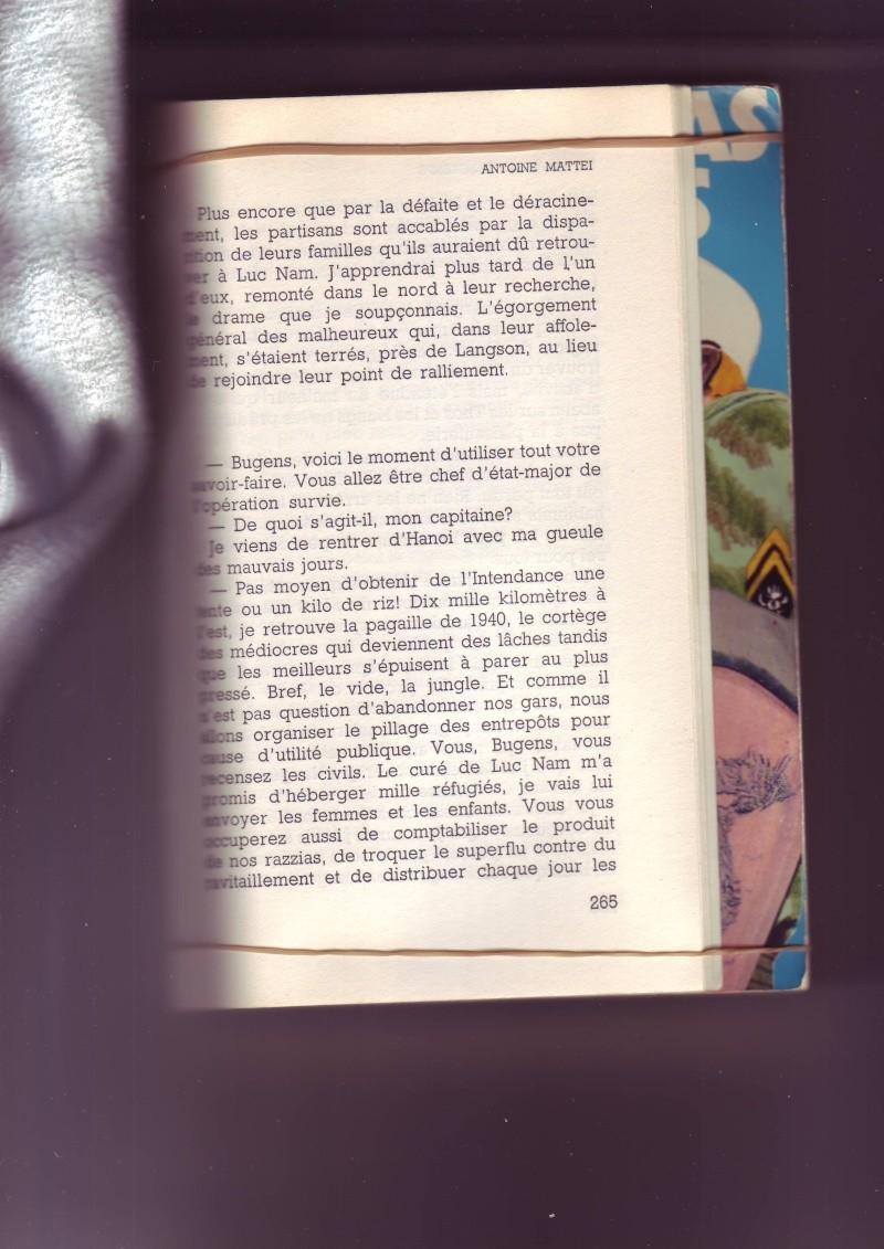 """Mémoire du Lt-Colonel MATTEI """" Tu survivras Longtemp"""" - Page 3 Image128"""