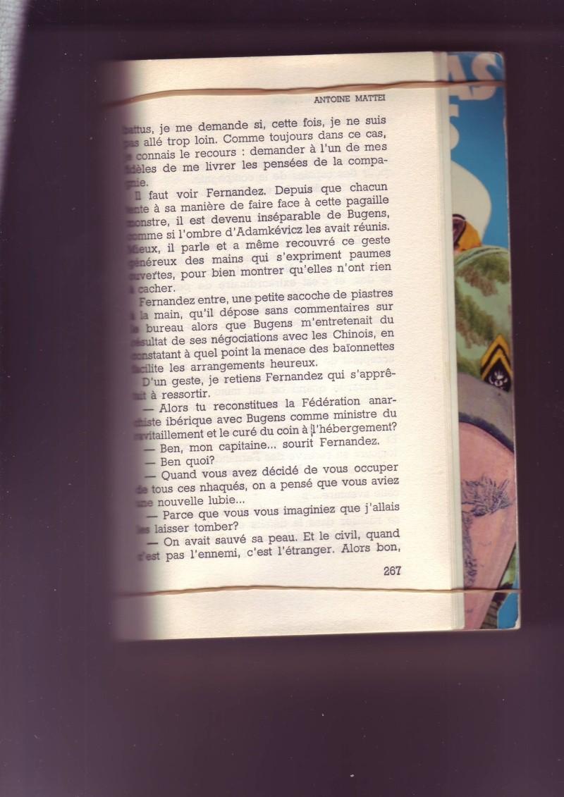 """Mémoire du Lt-Colonel MATTEI """" Tu survivras Longtemp"""" - Page 3 Image130"""